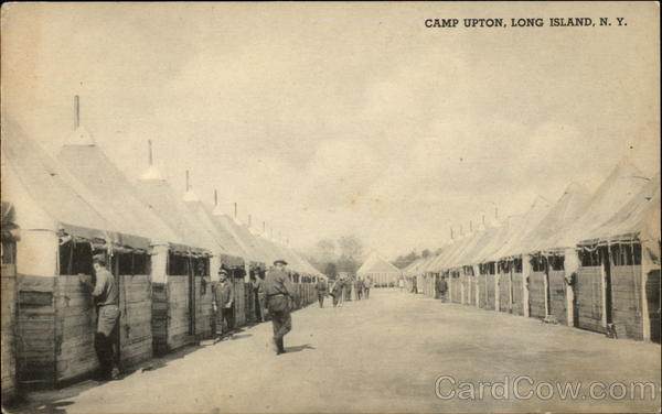 Camp Upton Long Island New York Army