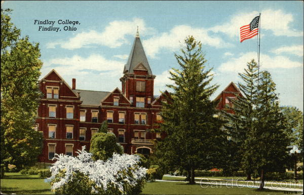 Findlay College Ohio