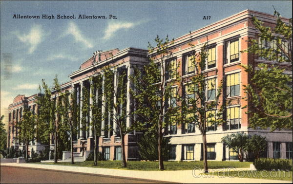 Allentown High School Pennsylvania