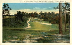 No. 2 Fairway, Lake County Country Club Golf Course