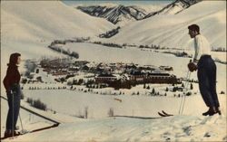 Winter at Sun Valley