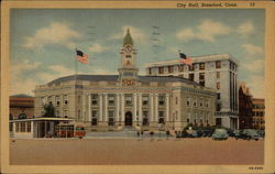 City Hall Postcard