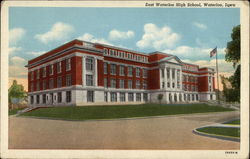 East Waterloo High School