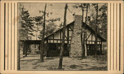 Beautiful Wm. Alden Smith Jr. Lodge at Camp Shiwandossee