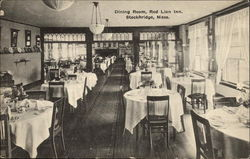 Dining Room, Red Lion Inn