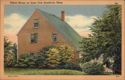 Oldest House on Cape Cod