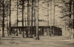 Dining Hall, N.E. Fellowship Conference Grounds