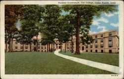 Coe College - Varhees Quadrangle