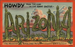 Howdy From the Land of the Giant Cactus