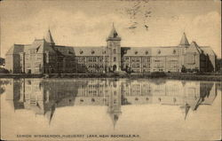 Senior High School, Huguenot Lake
