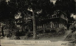Creek Side Pavilion