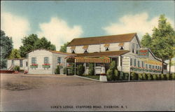 Luke's Lodge on Stafford Road