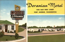 Doranian Motel, 1203 East First Street