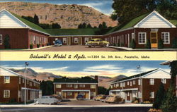 Bidwell's Motel & Apartments