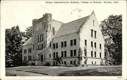 College of Wooster - Galpin Administration Building