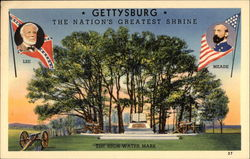Gettysburg, The Nation's Greatest Shrine - The High Water Mark