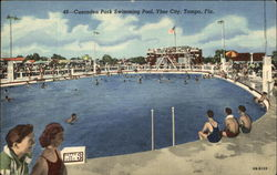 Cuscaden Park Swimming Pool, Ybor City