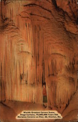 World's Greatest Cavern Scene, Meramec Caverns