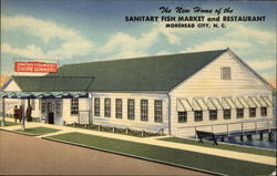 The New Home of the Sanitary Fish Market and Restaurant