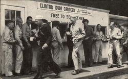 Clinton Iowa Canteen
