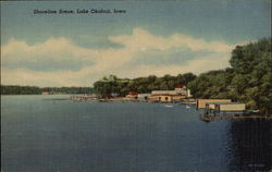 Shoreline Scene, Lake Okoboji
