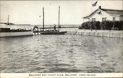 Bellport Bay Yacht Club, Bellport