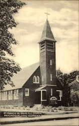 St. Francis de Sales R. C. Church, Patchogue