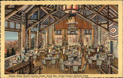 Dining Room, Grand Canyon Lodge, North Rim