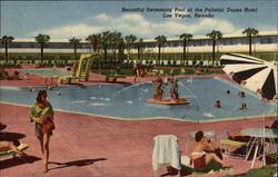 Beautiful Swimming Pool at the Palatial Dunes Hotel