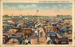 Benton Harbor - Fruit Market