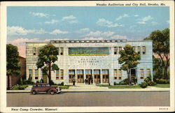 Neosho Auditorium and City Hall