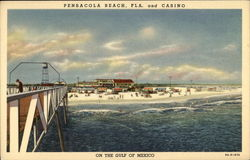 Pensacola Beach and Casino