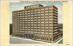 Phillips Petroleum Company - Adams Building