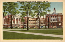 High School and Court House