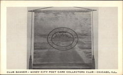 Club Banner - Windy City Post Card Collectors Club