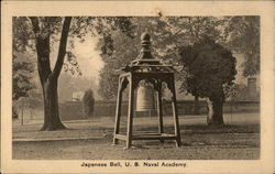 U.S. Naval Academy - Japanese Bell