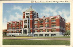 Eastern Montana State Normal College