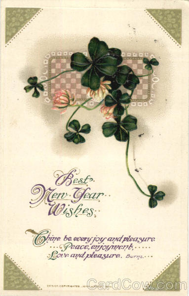 Best New Year Wishes St. Patrick's Day