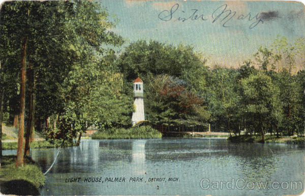 Light House, Palmer Park Detroit Michigan