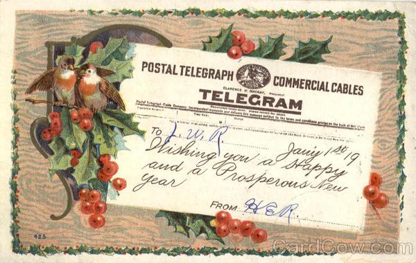 Telegram Postal