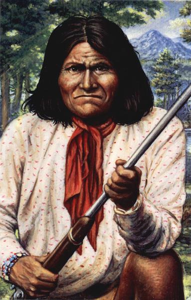 Geronimo Native Americana