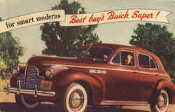 For Smart Moderns Best Buy's Buick Super!