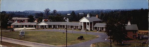 Colonial Motor Court Concord North Carolina
