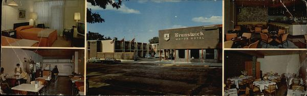 Brunswick Motor Hotels Parry Sound Canada Ontario