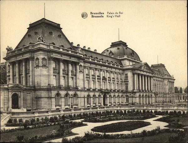 King's Hall Brussels Belgium Benelux Countries