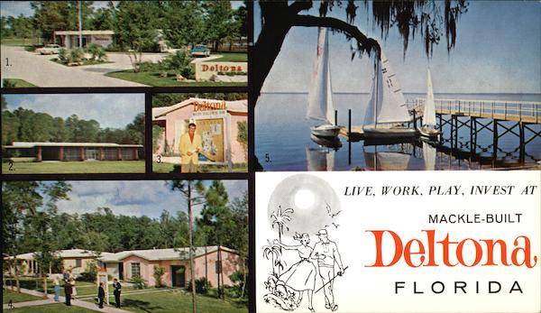 Live, Work, Play, Invest at Mackle-Built Deltona Florida