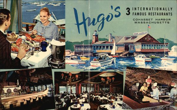Hugo's Cohasset Harbor Massachusetts