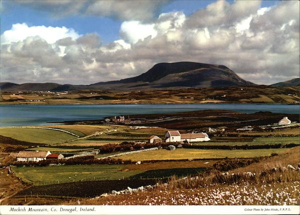 Muckish Mountain County Donegal Ireland