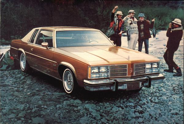 1978 Delta 88 Royale - Oldsmobile Cars