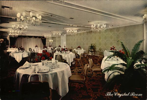 Hotel del Coronado - The Crystal Room California